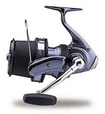 投げ釣り専用スピニングリール